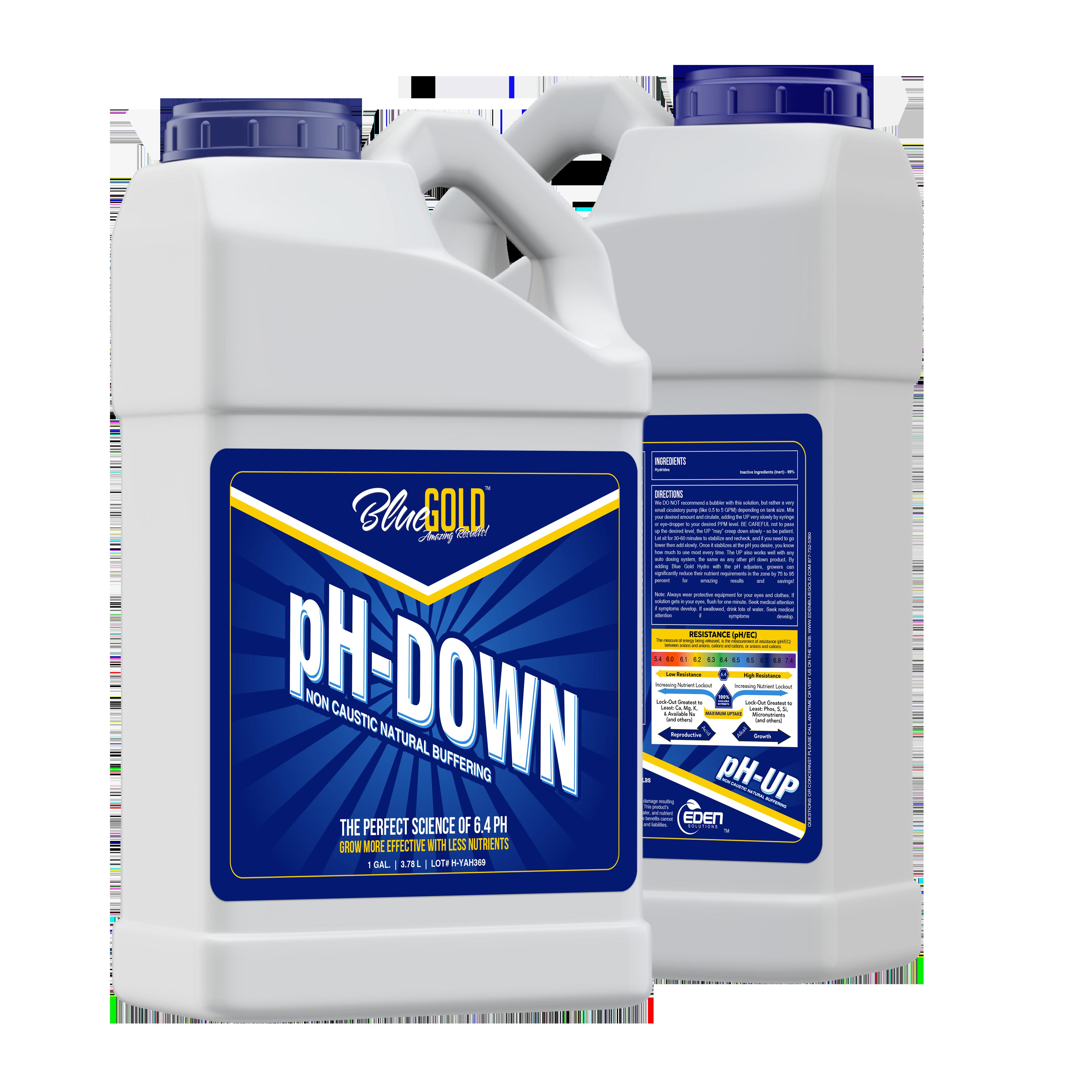 BlueGold® pH DOWN